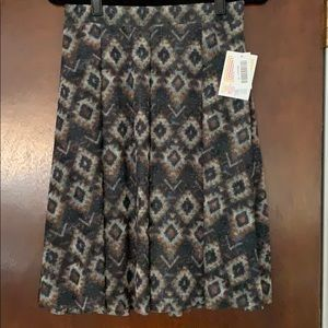 Lularoe Madison Skirt w/ Pockets. NWT.